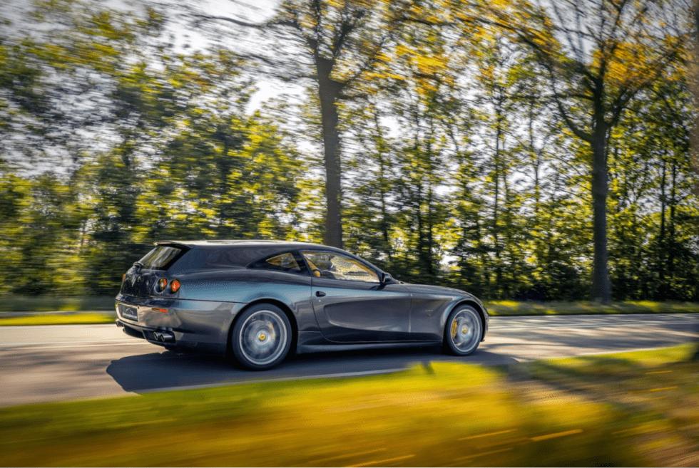 Ferrari 612 Scaglietti By Vandenbrink