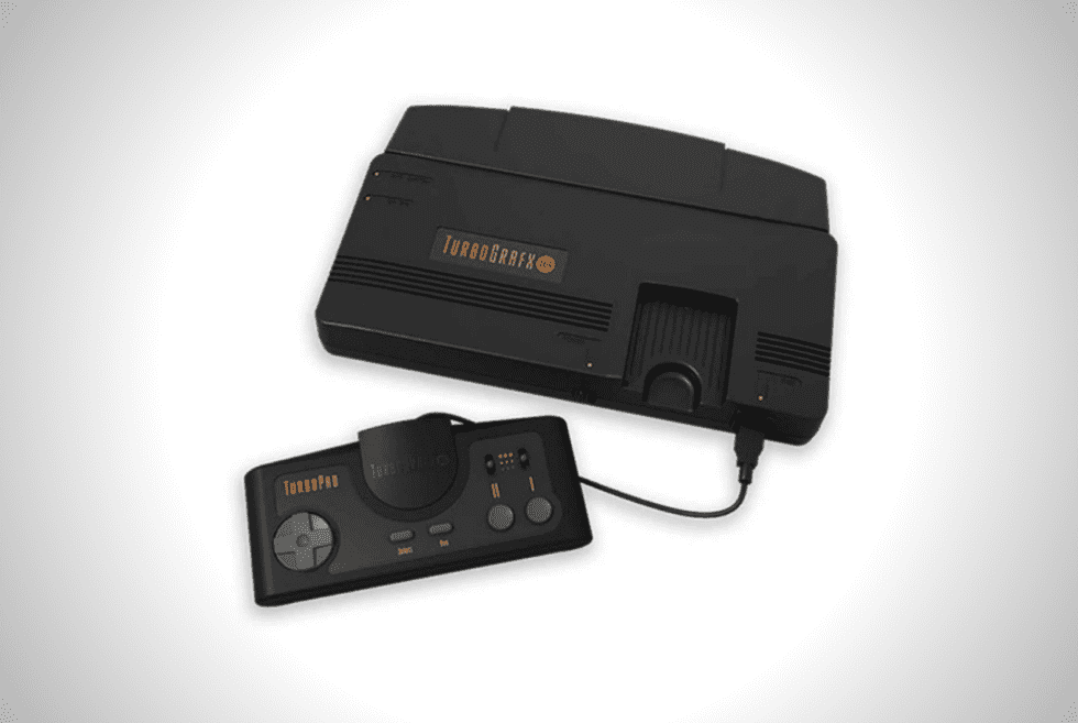 Konami TurboGrafx-16 Mini Game System