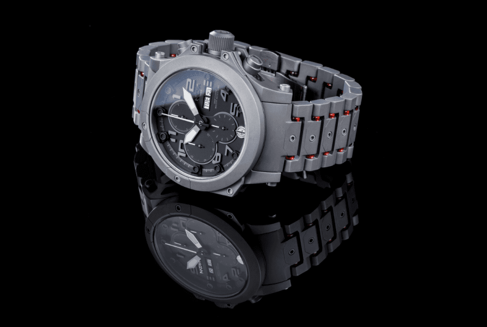 MTM Special Ops Sherman 3-GER Wristwatch