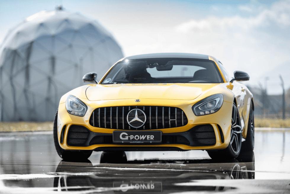 Custom Mercedes-AMG GT R By G-Power