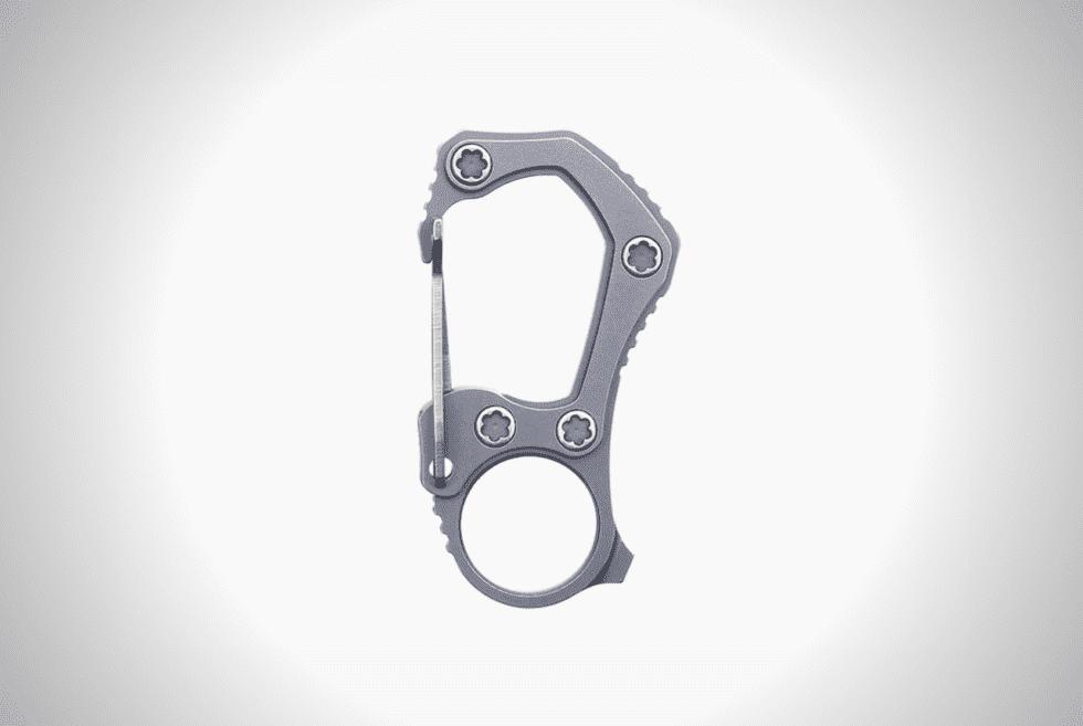 Ti2 Design STRATO-Biner Carabiner