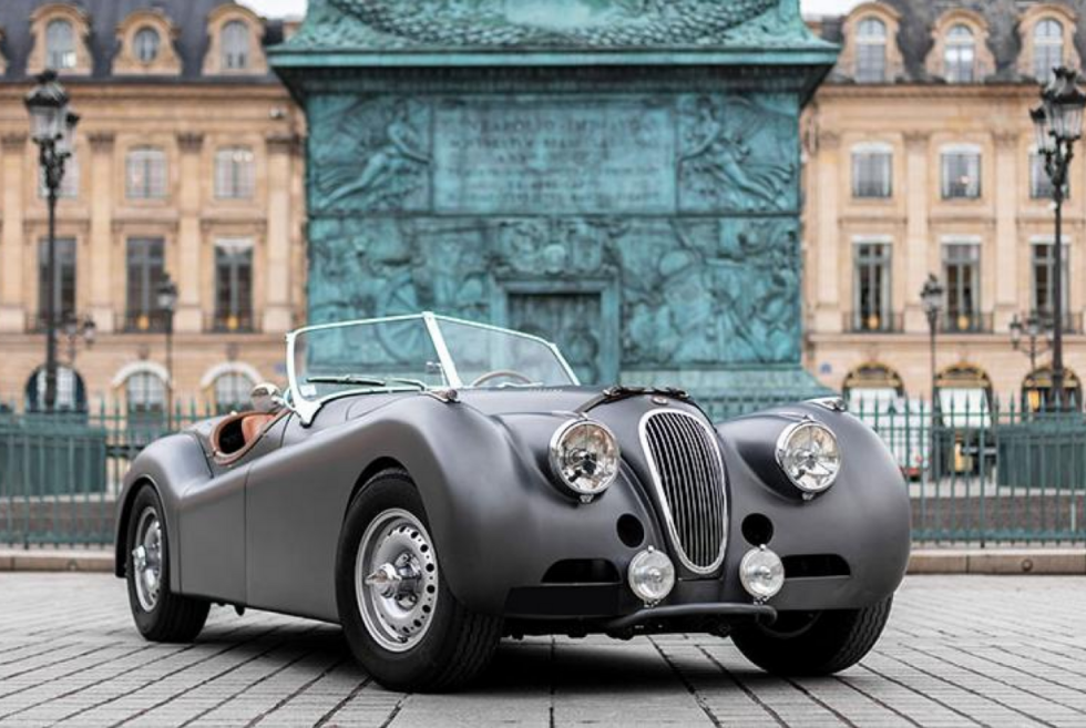 1951 Jaguar XK120 By Heritage Motors Cars