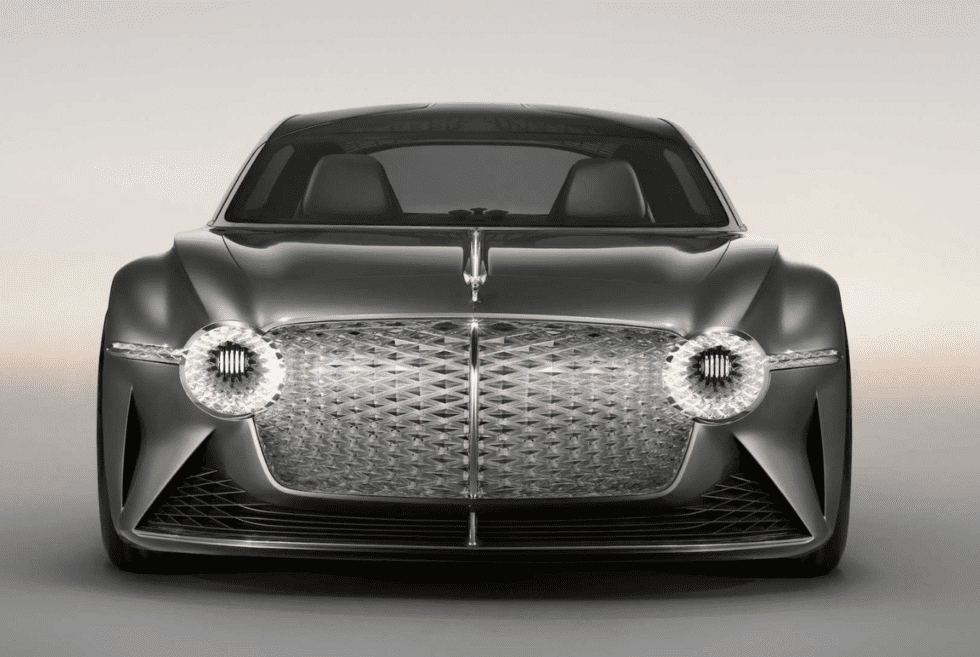 Bentley EXP 100 GT Concept EV