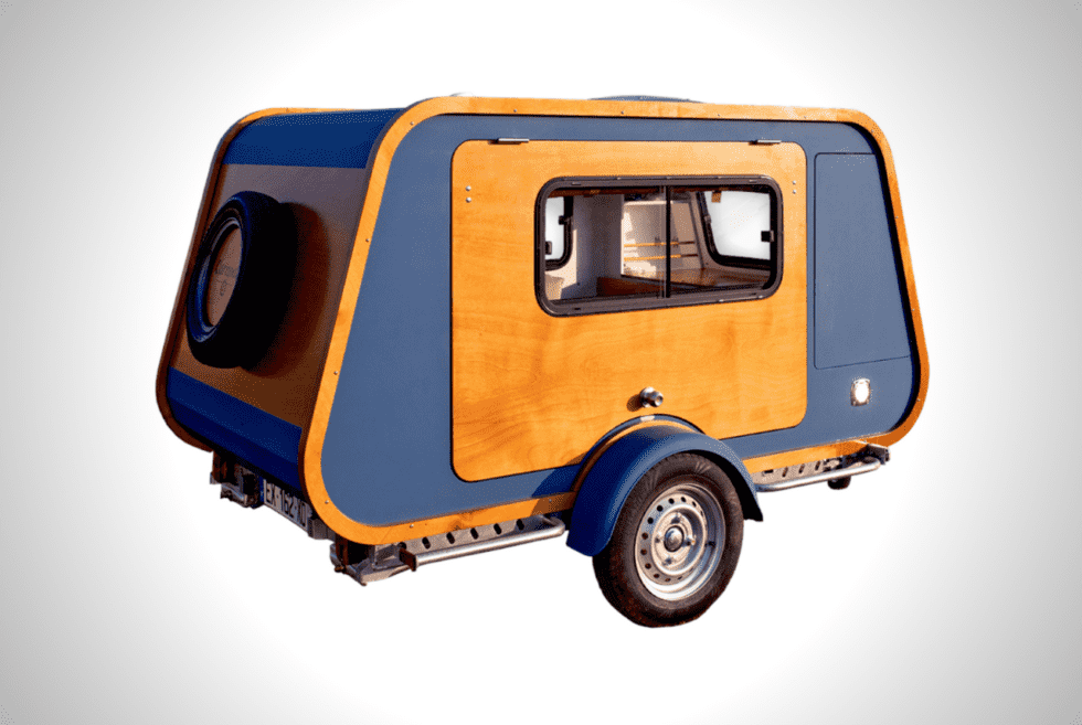 Carapate Teardrop Trailer