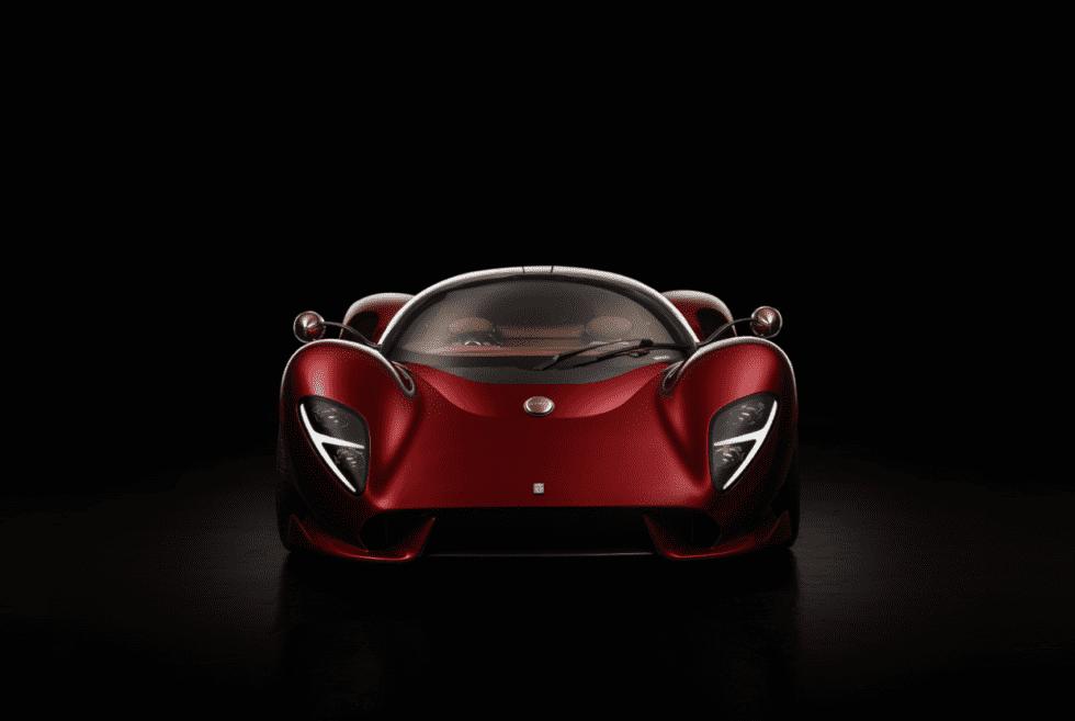 De Tomaso P72 Coupe