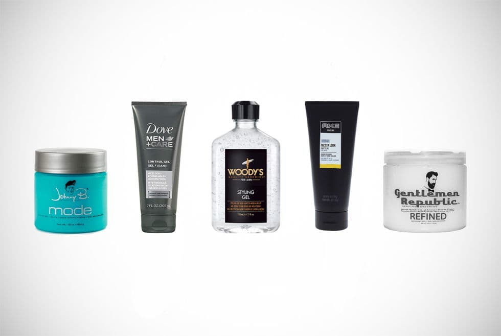 Best 15 Hair Gels for Men