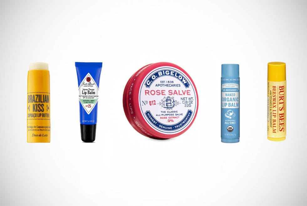 Best 20+ Lip Balm for Men