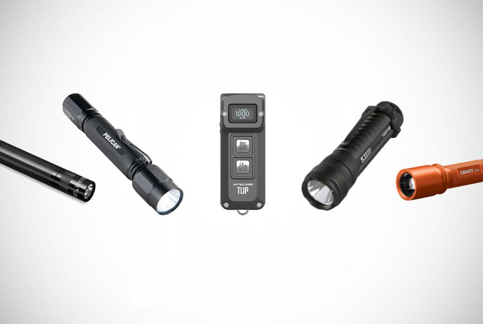 Best 21 EDC Flashlights