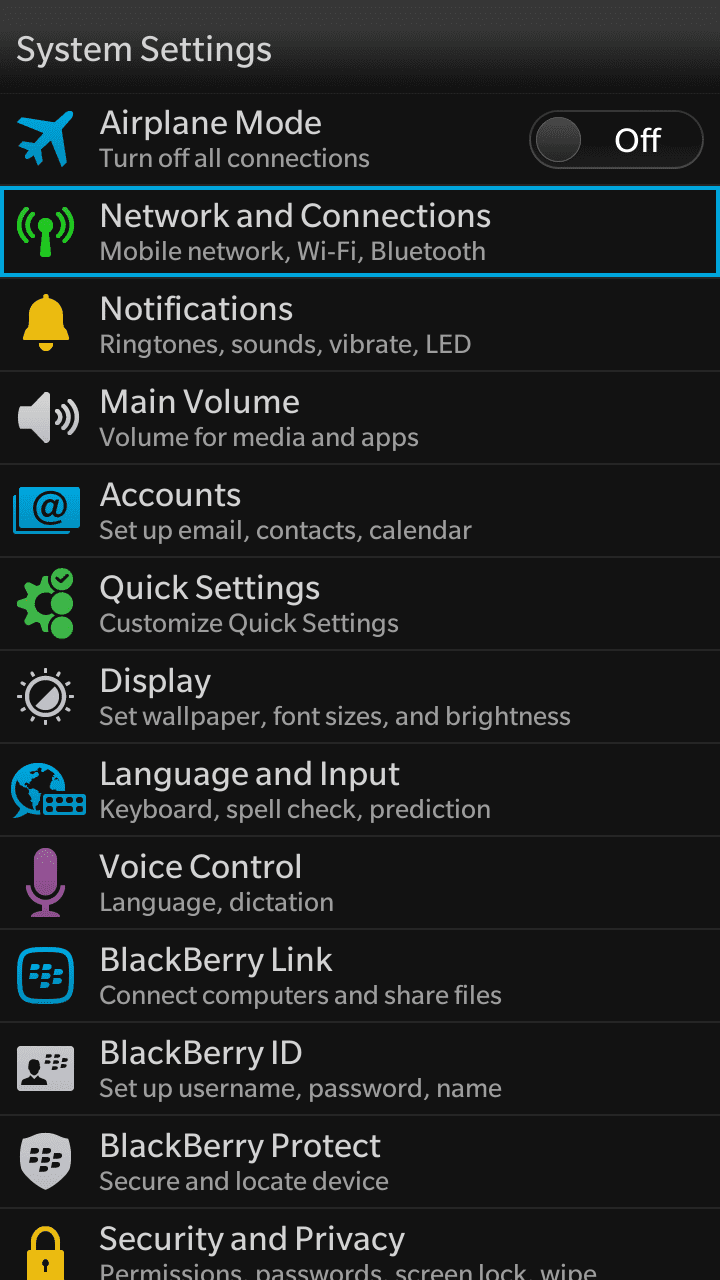 Top 10 Ways to Push your BlackBerry 10 Battery Life to the Limit