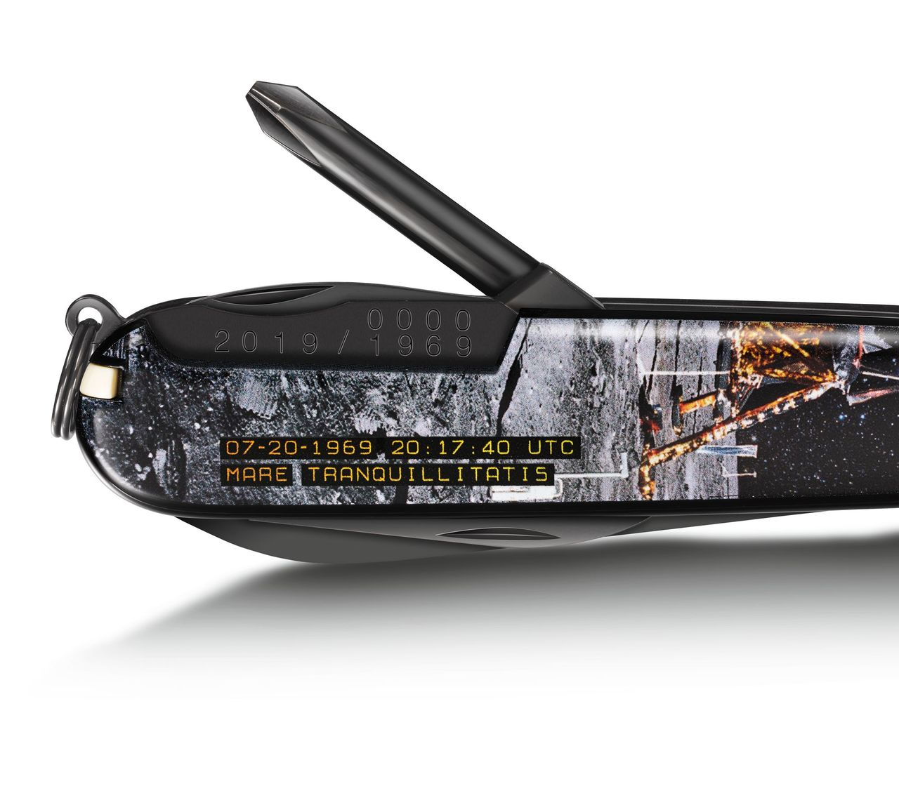 Victorinox Introduces The Man On The Moon Tinker Special
