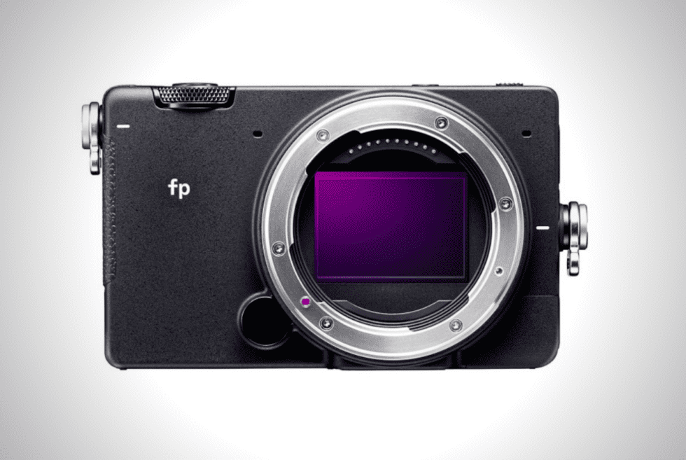 Sigma fp Full-Frame Mirrorless Camera