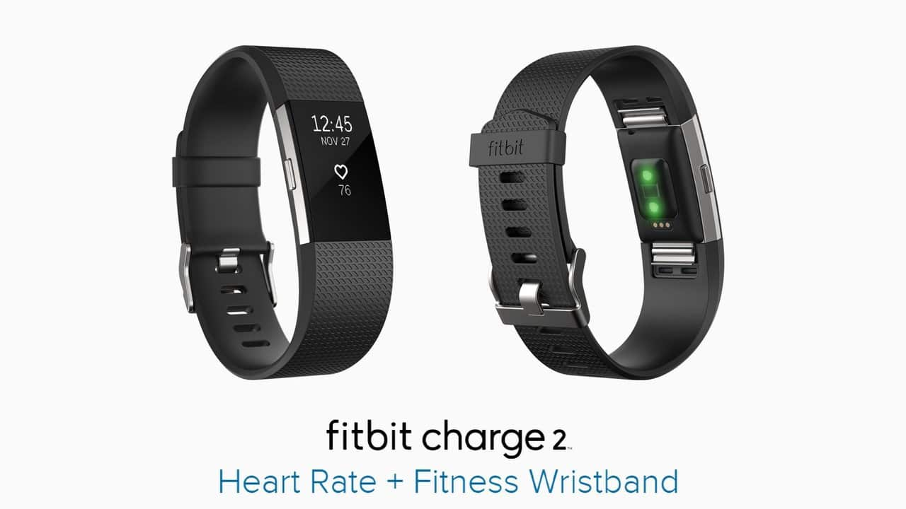 Fitbit Charge 2 Review: Charge HR Successor Specs, Features