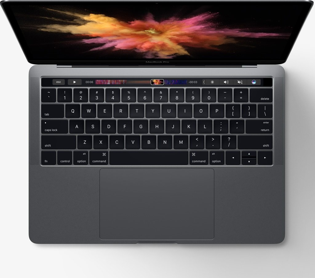 The Mac Touch Bar isn't Useless: It Runs Doom! | Men's Gear
