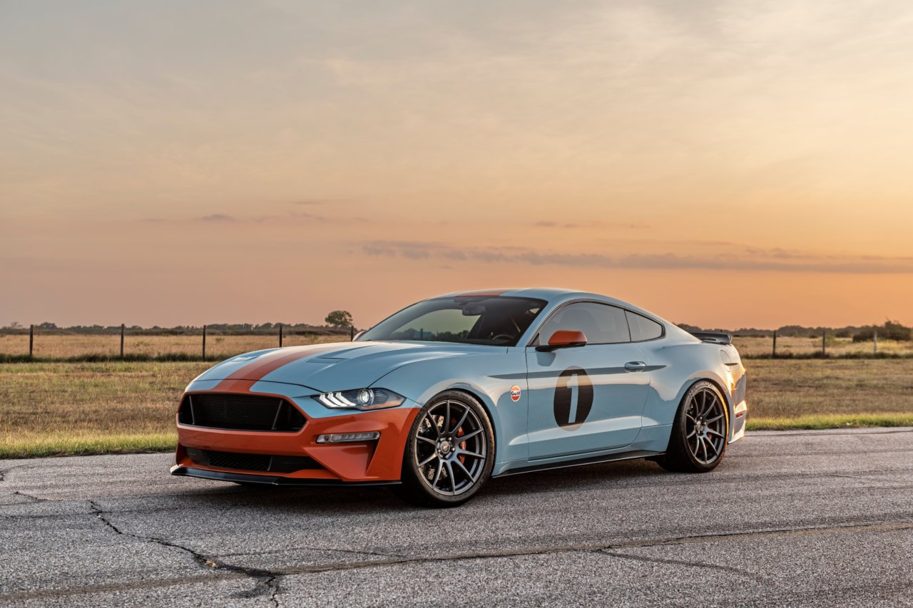 Ford GT Gulf Heritage Is Now The Most Expensive Mustang ...
