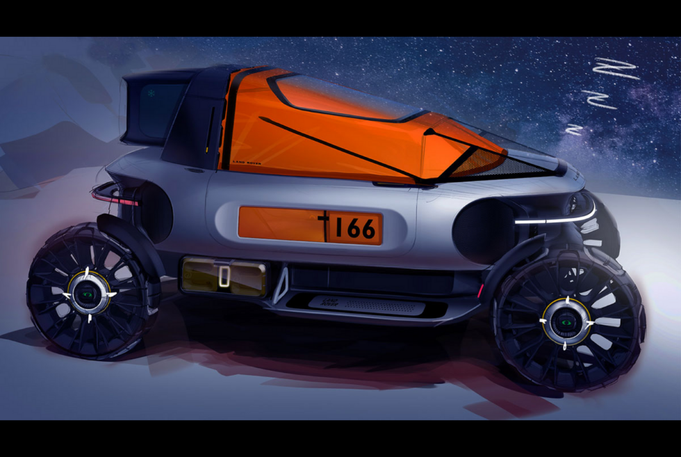 This Land Rover Back Packer Concept Needs To Become Reality