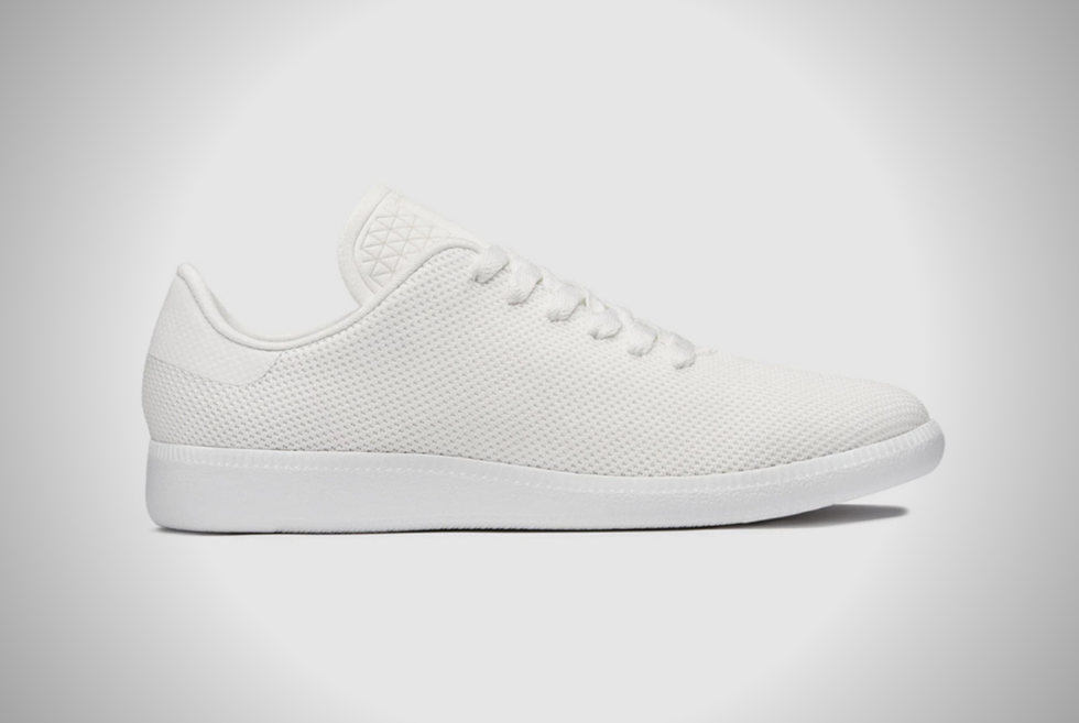 These Oliver Cabell Phoenix Sneakers Are Made From Recycled Bottles