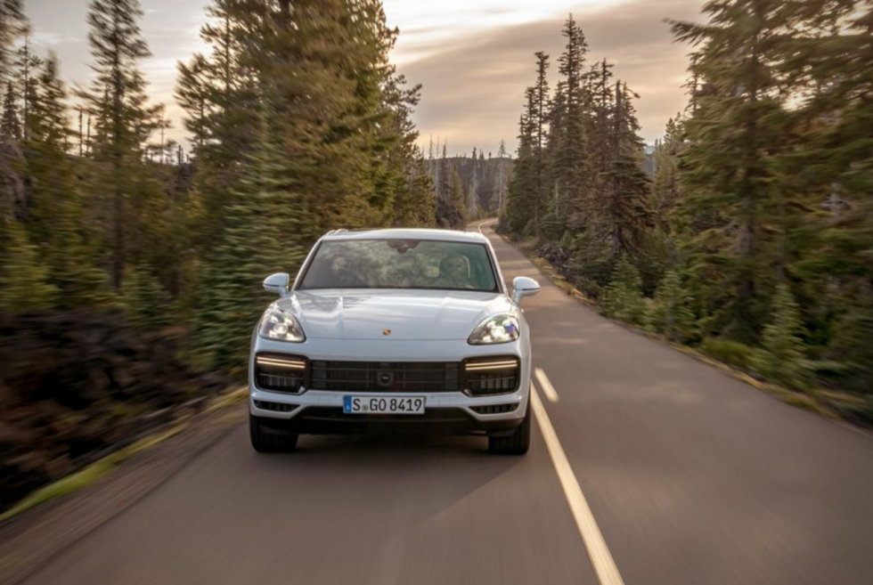 Porsche Cayenne Turbo S Gets The Hybrid Treatment