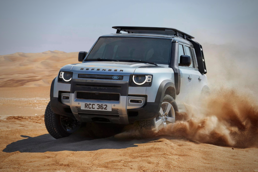 The 2020 Land Rover Defender Is Here