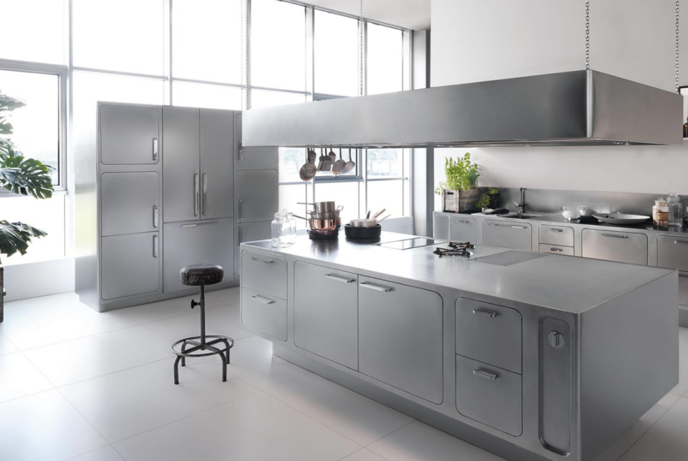 Abimis Will Craft A Bespoke Stainless Steel Kitchen For You