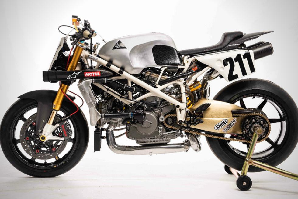 Deus Ex Machina Beastie Bike Proves Michael Woolaway Is Motorcycle King