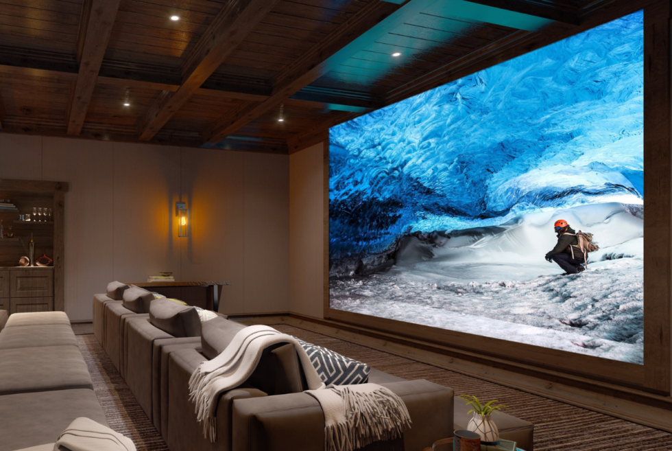 Sony Will Take On Samsung's The Wall TV With Its Crystal LED Modular TV