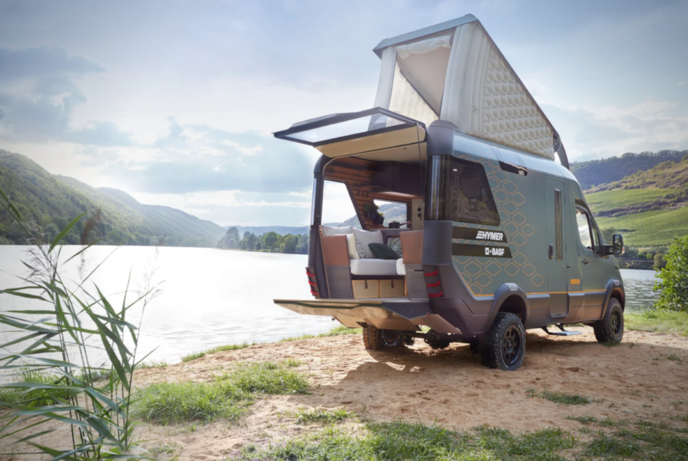 This Vision Venture Camper Concept Is the Future Of Travel