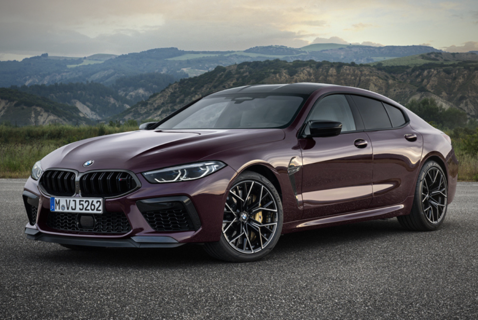 The BMW M8 Gran Coupe Is Coming To The US