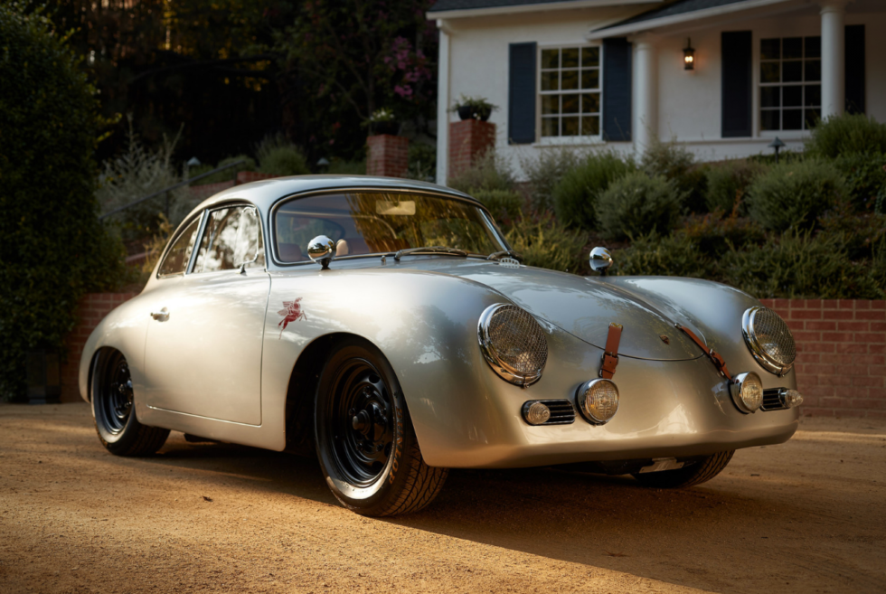 This Emory Porsche 356A Boasts An Upgraded 205-Horsepower Engine
