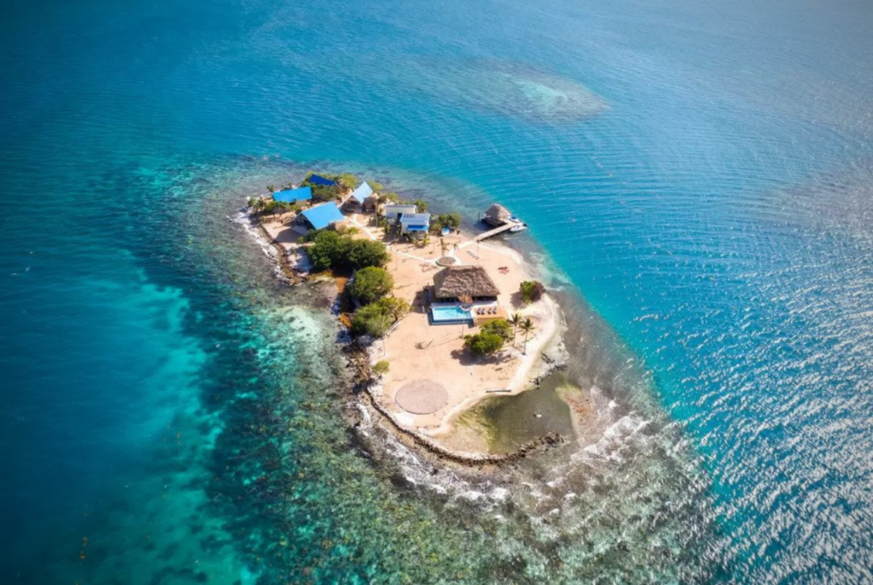 Kanu Private Island Is What Exclusive Is All About