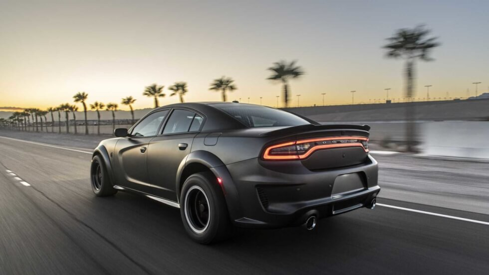This Is A 1 525 Horsepower 2019 Dodge Charger Pursuit Customized By Speedkore Men S Gear
