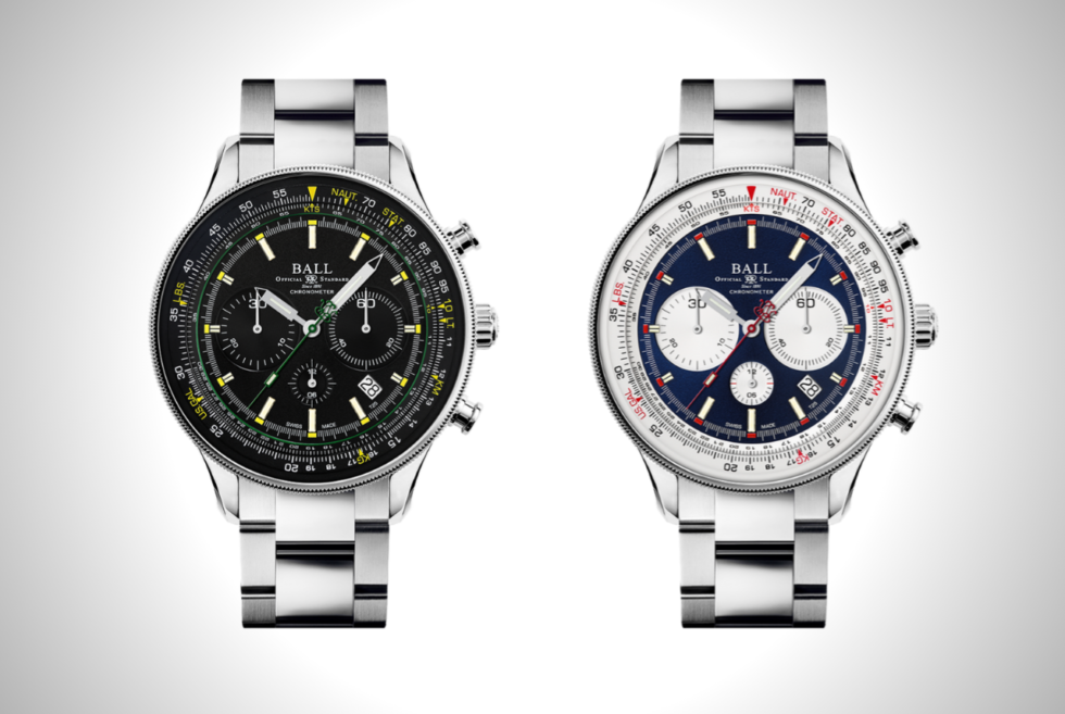 The Ball Engineer Master II Normandy Pays Homage To D-Day With 750 Examples Only