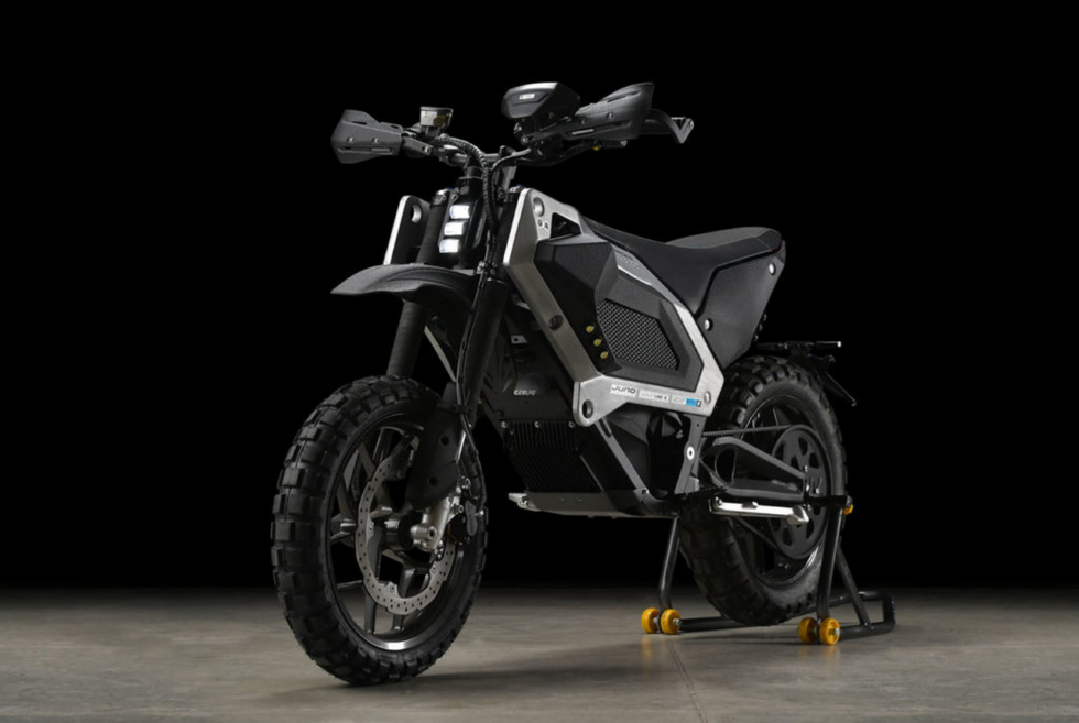 The E-Racer Rugged Is Built To Tackle Military Missions