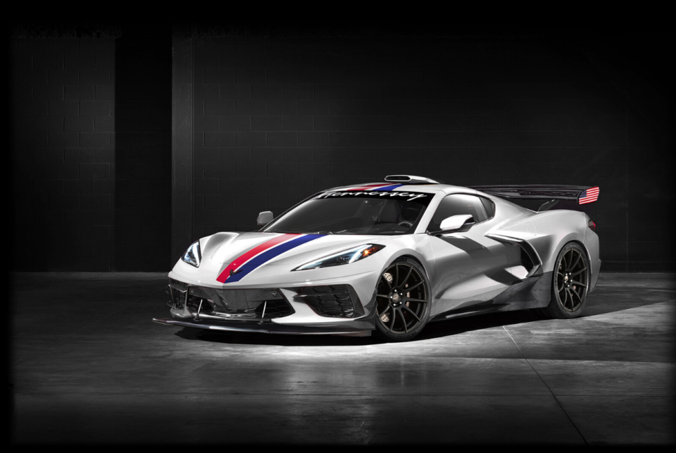 Hennessy Performance Is Tweaking A 2020 Chevrolet C8 Covette Into A 1,200 Horsepower Beast