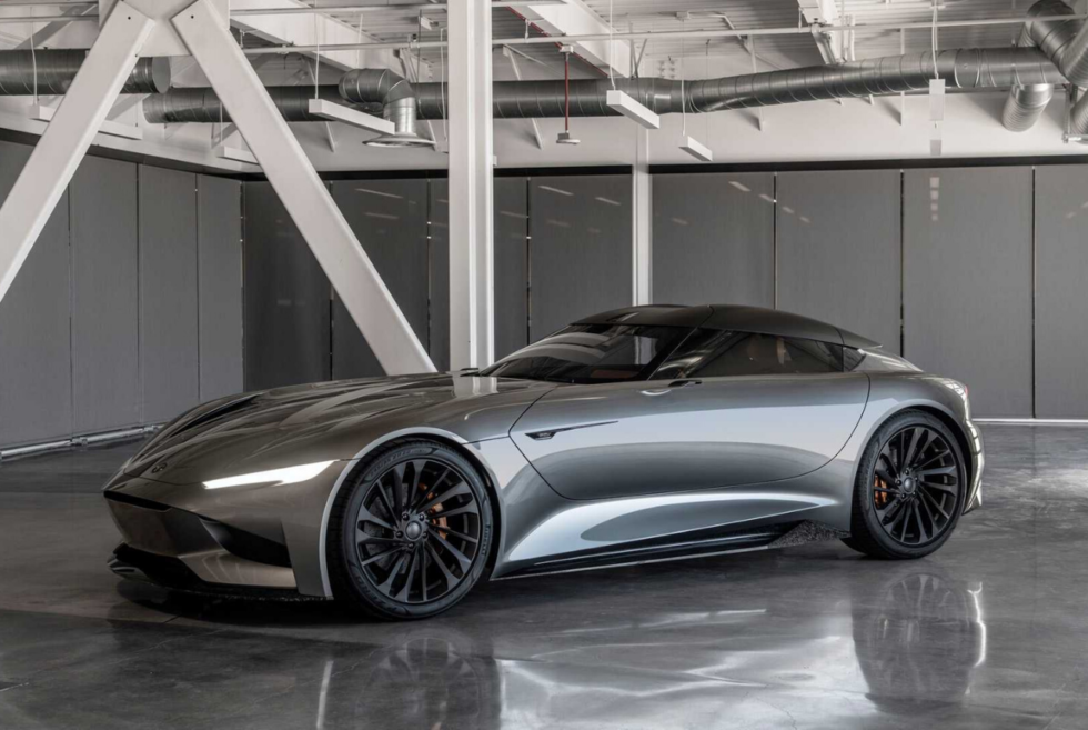 The Karma SC2 Concept Offers Outstanding Power And Range In A Stylish Coupe Configuration
