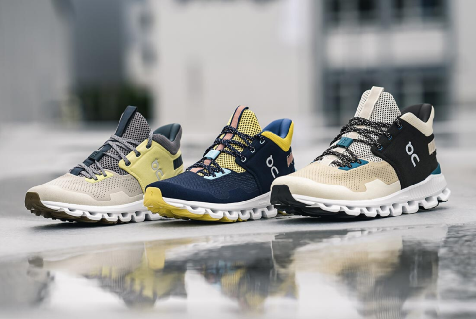 On Gives You Performance And Style With The Limited Edition Cloud Hi Edge