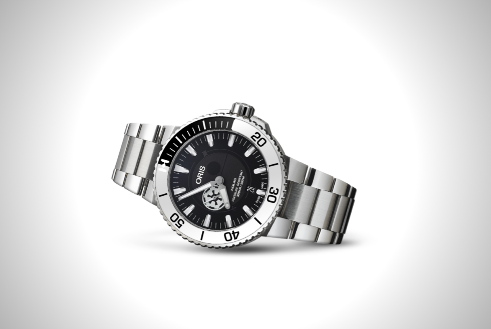 This Oris Aquis Star Wars Stormtrooper Limited Edition Hits The Mark Aesthetically