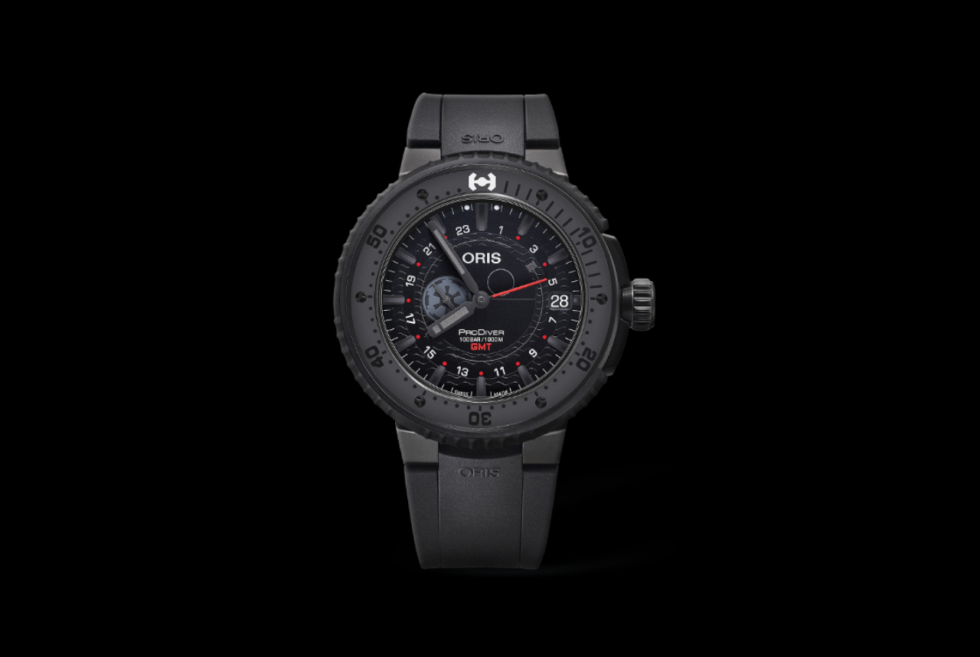 Join The Dark Side With The Oris Prodiver Star Wars Darth Vader Limited Edition