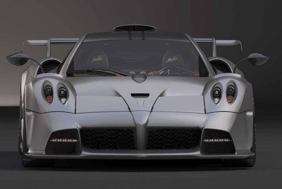 The Pagani Imola Is A Street-Legal Hypercar With Racing DNA