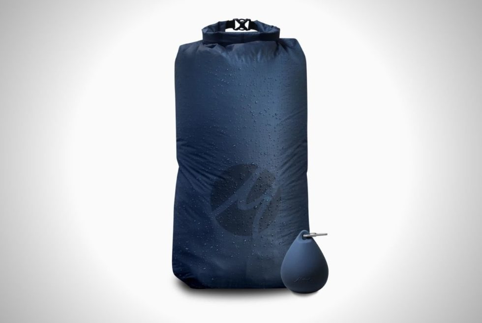 The Matador Droplet XL Dry Bag Is Water-Resistant All The Way
