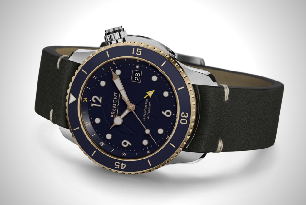 Bremont honors a world record in mountaineering with its Project Possible watch