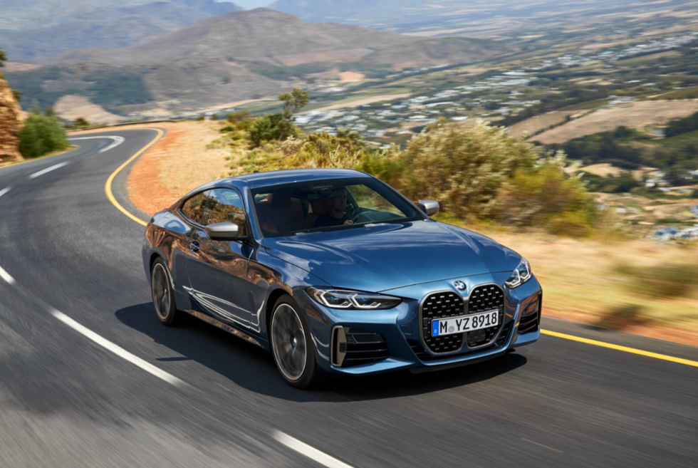 The 2021 BMW 4 Series Coupe sports a fresh look with reliable performance
