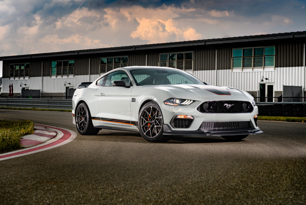 Ford is unleashing its new Mustang Mach 1 in 2021 but we want one now