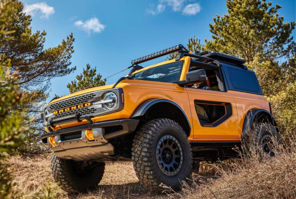 PaxPower is preparing something exciting for the 2021 Ford Bronco