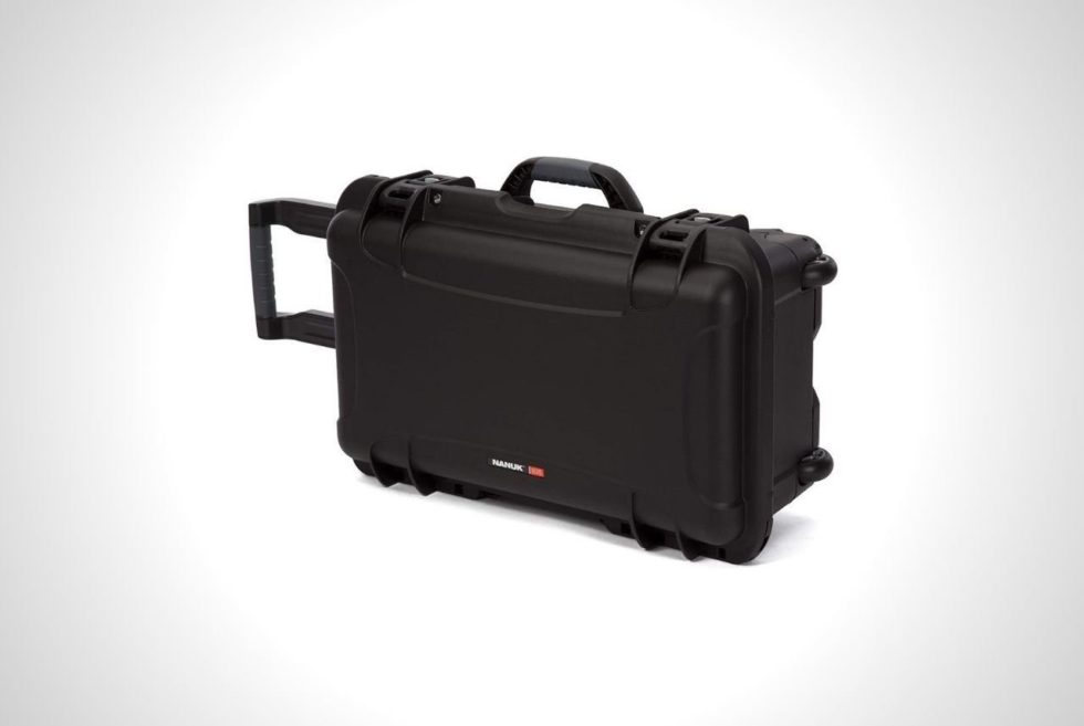 The Nanuk 935 Protective Case Ensures Your Gear Stays Dry and Protected During Travel