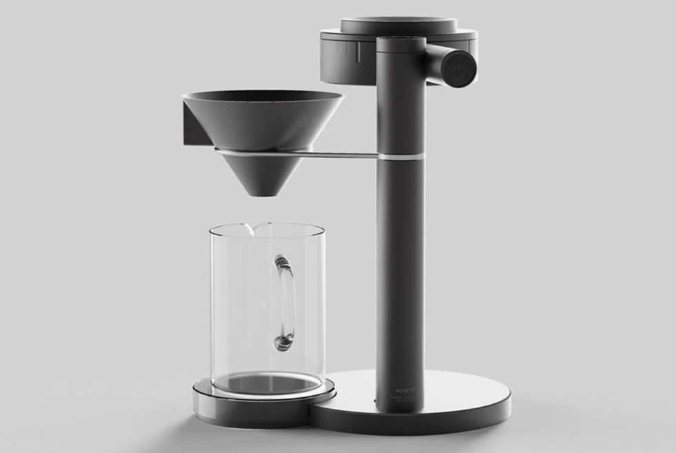 The Scope Coffee Machine Automates The Process Of Making Drip Coffee