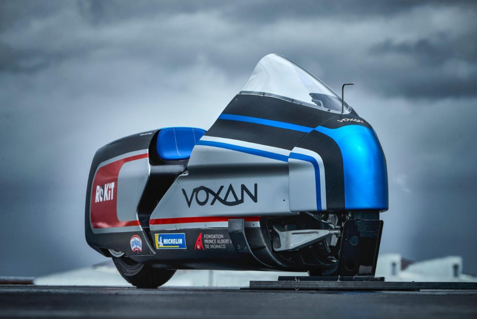 Voxan Motors plans to set a new record in 2021 with its all-electric Wattman