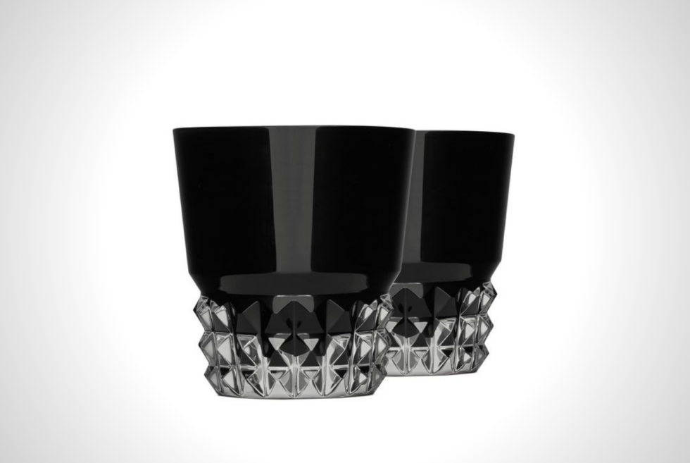 Yves Saint Laurent introduces its own take on the Louxor from Baccarat