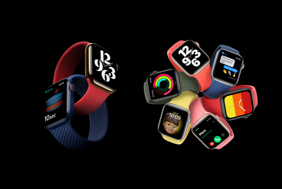 Apple Watch Series 6 and Apple Watch SE are finally official