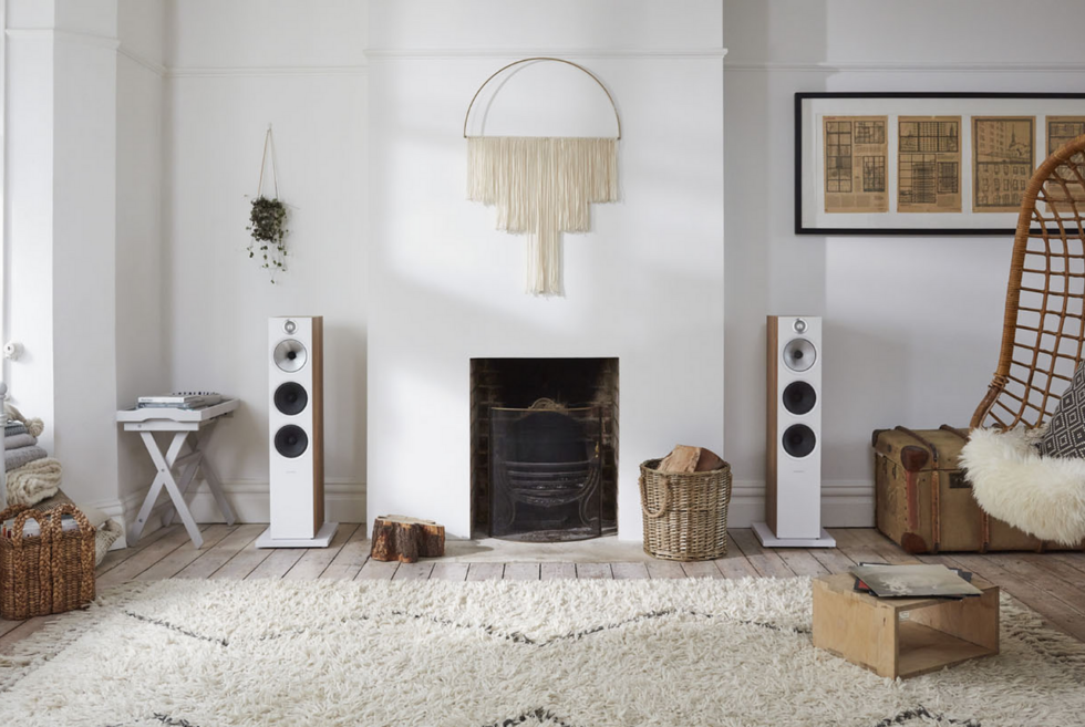 Bowers & Wilkins adds flagship-grade performance to its 603 S2 Anniversary Edition speakers