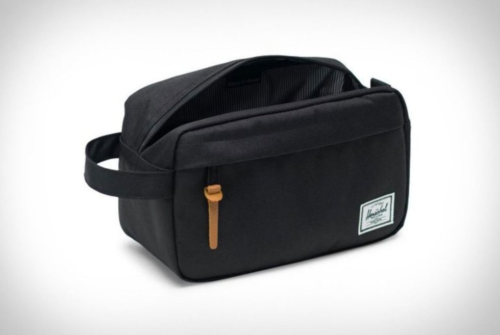 The Herschel Chapter Travel Kit Is A Versatile Everyday Carry-On